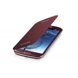 Protective Flip Case for Samsung Galaxy S3 I9300 (Red)