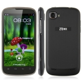 ZTE V970 Android 4.0 MTK6577 Dual Core 4.3 inch English And Chinese Languge (black)