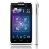 Lenovo S890 Android 4.0 MTK6577 Dual Core 5.0 inch Chinese and English Language (White)