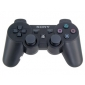 Refurbished Six-axis Dual Shock 3 Wireless Controller for PS3 (Black)