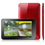 Gpad WM8850 Android 4.0.3 Tablet PC 7 inch Capacitive Screen VIA 8850 Cortex A9 4GB (Red)