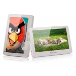 Best gift for children JXD S18 Game Android 4.0 Tablet PC4.3 Inch Amlogic 8726-M3L 1GHz Resistive Screen 512MB/4GB wifi-only black color are in stock