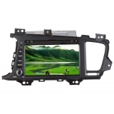 Car GPS DVD Player  for KIA K5 2011 - Bluetooth, Analog TV, GPS Navi
