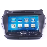 Car DVD for Hyundai IX45 2013 - GPS, Radio, Bluetooth