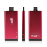 Mini iMito MX1 Android 4.1 Google TV Box HD IPTV Player PC Rockchip RK3066 1G DDR3 1.6Ghz Cortex A9 Dual Core CPU Bluetooth Built In Aluminium for Heat Dissipation(Rot)