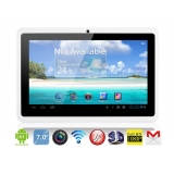 Cube U18GT  Android 4.0 Dual Core 7 inch Tablet PC 8GB (White)