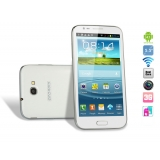Star S7180 Android 4.1 MTK6577 Dual Core 5.5 inch 1GB RAM 4GB ROM(white)