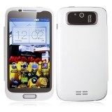 S8900 Dual SIM Dual Camera 5.0 inch TV Wifi(White)