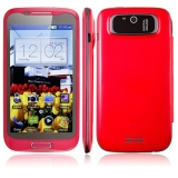 S8900 Dual SIM Dual Camera 5.0 inch TV Wifi(Red)