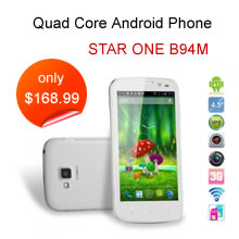 Quad Core Smartphone Only $179.00