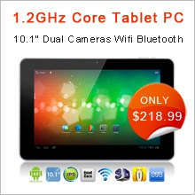 "10.1"" Sanei N10 Quad Core Tablet PC"